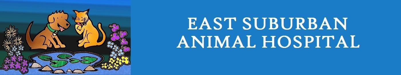 East Suburban Animal Hospital logo