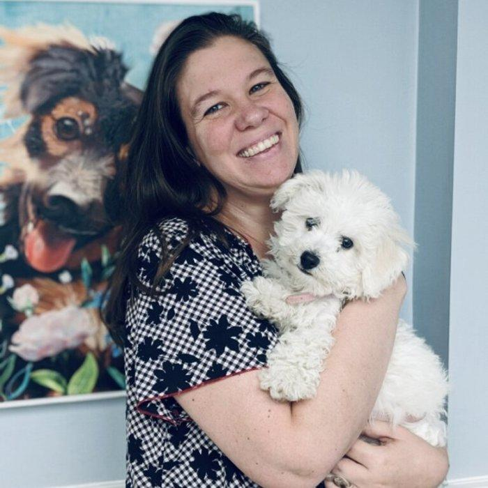 Melissa, CVT </br>Licensed Vet Tech, Receptionist photo